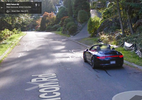 Marc in Google Streetview