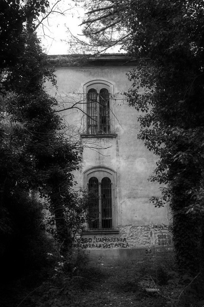 Ex ospedale psichiatrico di Volterra