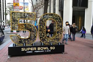 Super Bowl City - Market St