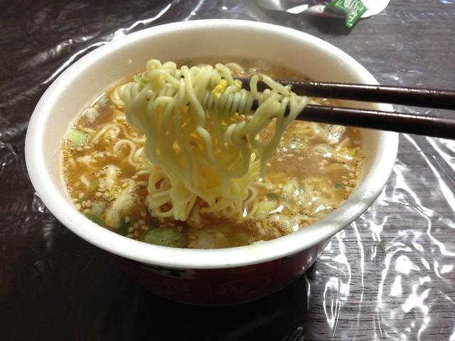 """Instant Noodle """"DEMAE ICCHOU !"""""""