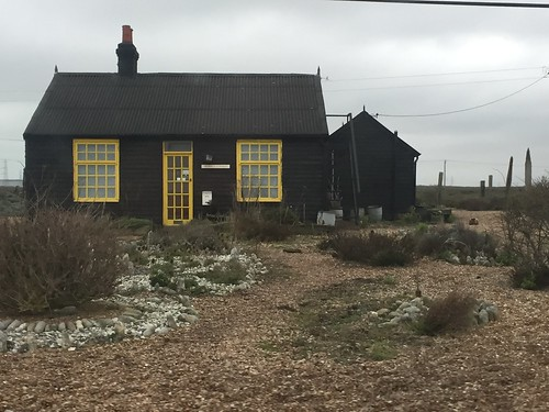 Derek Jarman cottage dungeness