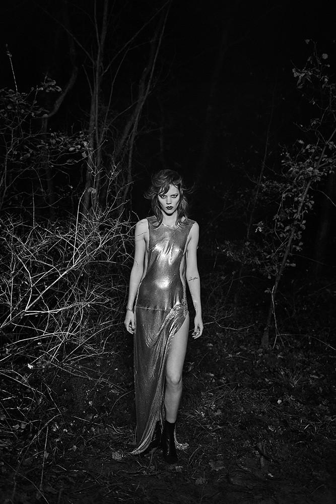 Фрея Беха Эриксен — Фотосессия для «Vogue» IT 2016 – 4