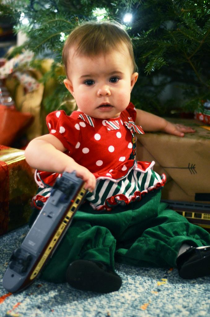 December 2015 / Sinclair's First Christmas