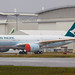 Cathay Pacific Airbus A350-941 cn 029 F-WZFX // B-LRA by Clément Alloing - CAphotography