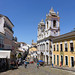Salvador de Bahia, Brazil - Largo do Pelourinho by GlobeTrotter 2000