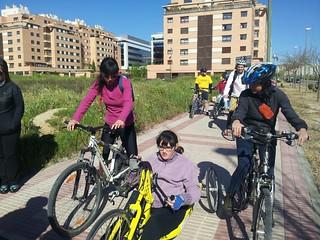 Ciclismo Abril 2013