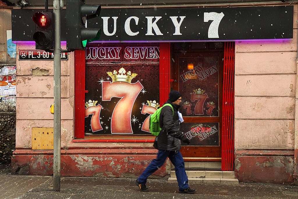 LUCKY 7 casino--Luban