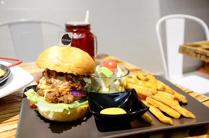 樹林車站美食推薦板橋漢堡M&M Burger菜單 (49)