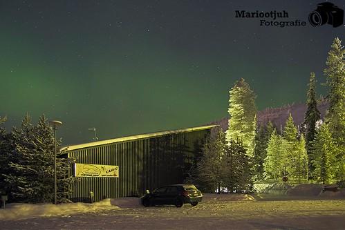 light snow canon finland evening licht nacht sneeuw mario lapland finnish northern donker lappi noord koud salla sterren noorderlicht mariootjuh