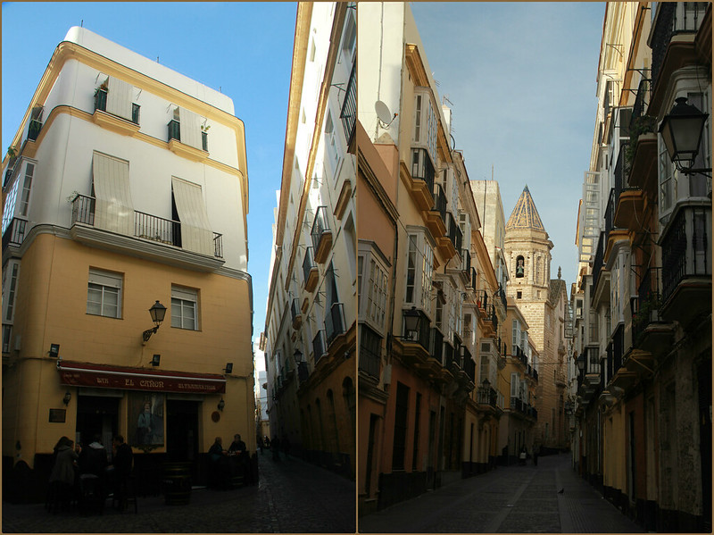 Cadiz streets