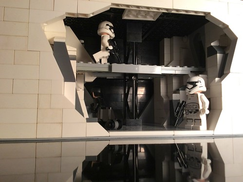 WIP] Starkiller Base - LEGO Star Wars - Eurobricks Forums