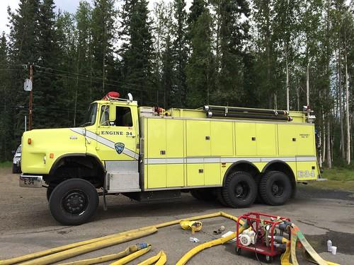 North Star Fire Engine 34