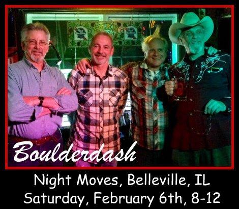 Boulderdash 2-6-16