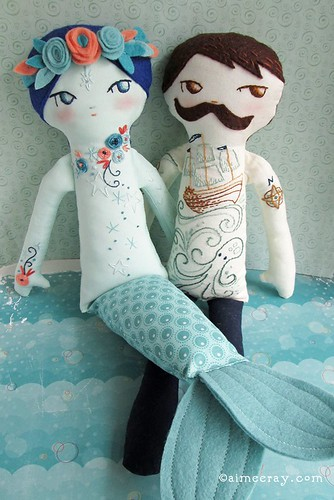 sea couple