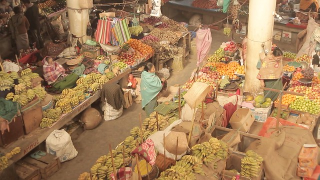 Mother's Market in Imphal, India-19