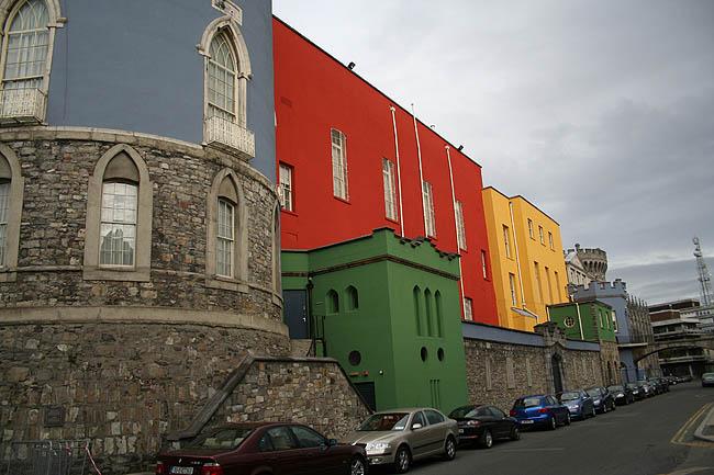Castillo de Dublín. Paco Bellido, 2007