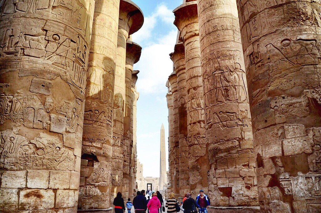 Perceptions of Egypt in 13 Photos