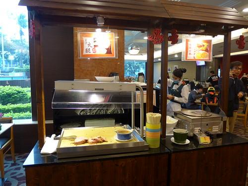 早餐吧@台中長榮桂冠酒店
