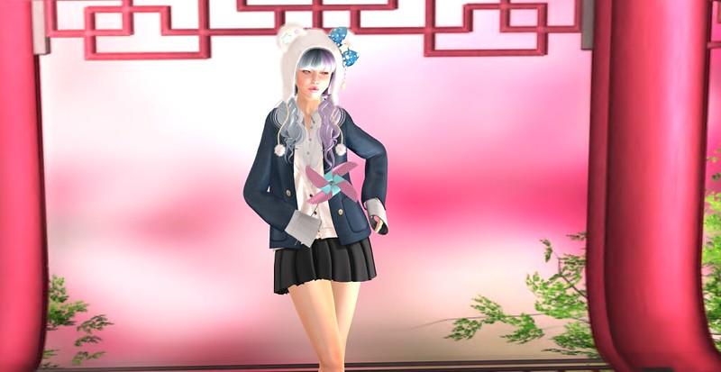 Harajuku School Girl