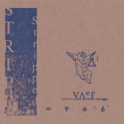Vast - Stripped Blue