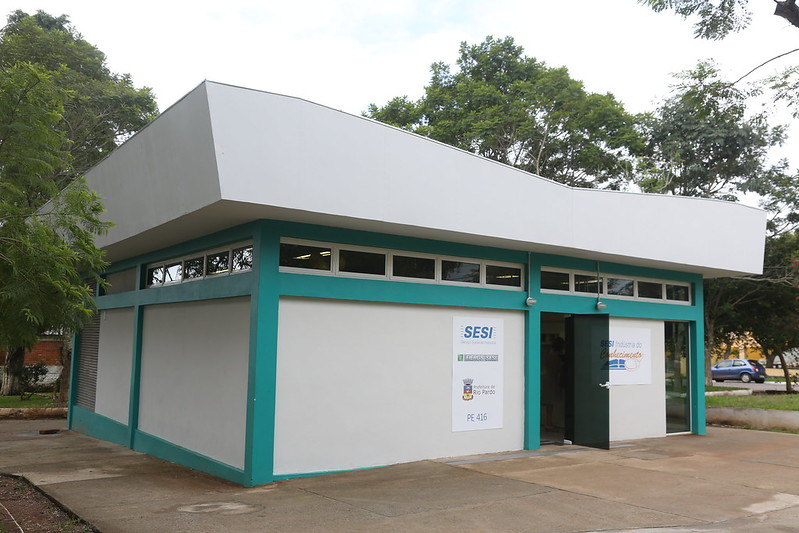 Inauguração Sesi Indústria do Conhecimento em Rio Pardo