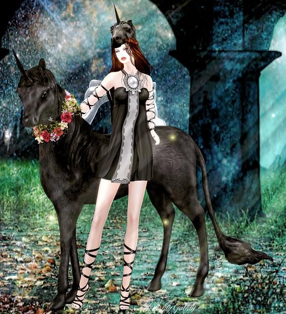 Priestess of the Unicorn