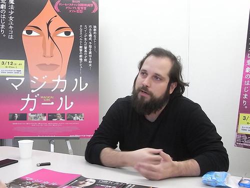 映画『マジカル・ガール』カルロス・ベルムト監督