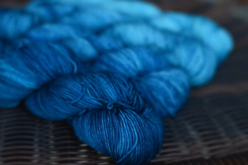 Smudge Yarns Irish Yarn Club 2016