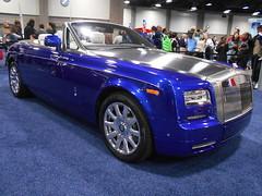 2016 Rolls-Royce Phantom Drophead