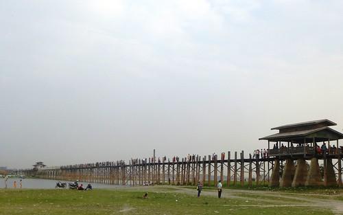 M16-Mandalay-Amarapura-Pont U Bein (6)