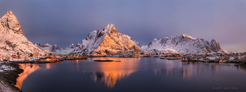 Lofoten Sunrise