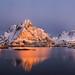 Lofoten Sunrise by Mark McLeod 80