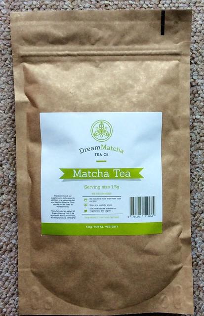 Dream Matcha tea
