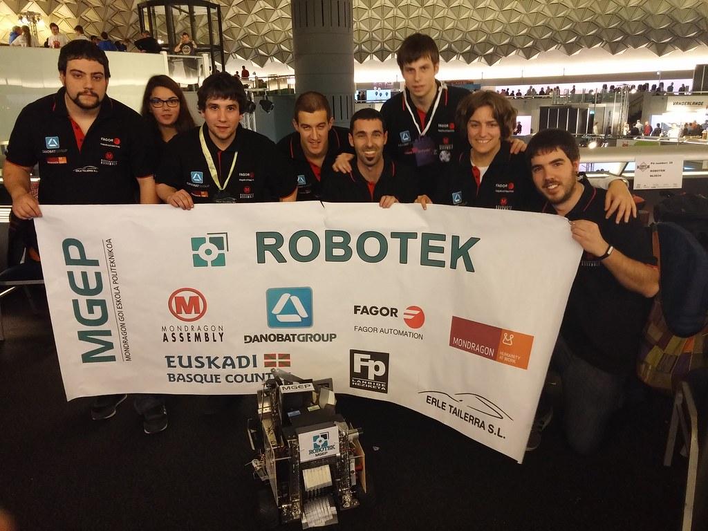 ROBOTEK 2016 - MGEP