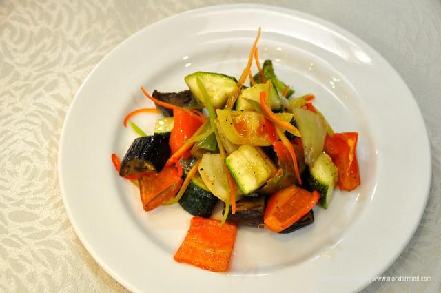 Hotel Centro Puerto Princesa Veggie Salad
