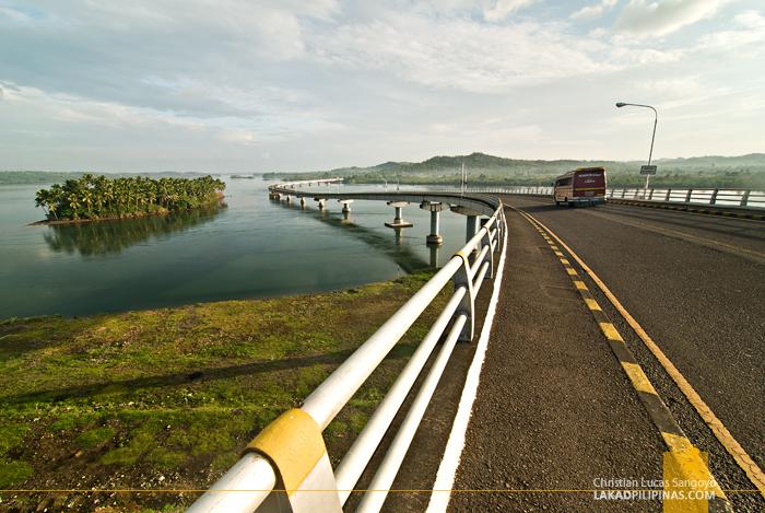 San Juanico Bridge Tacloban