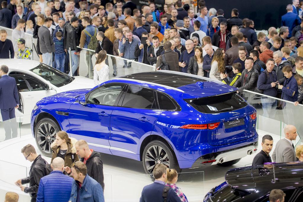 Jaguar F-Pace - Motor Show Poznan / Poland