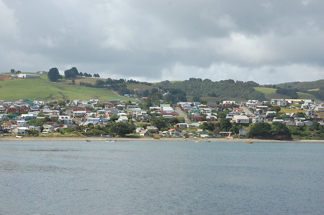 Views from Ancud, Chiloé, Chile