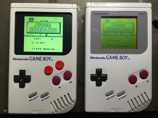 Game Boy Zéro