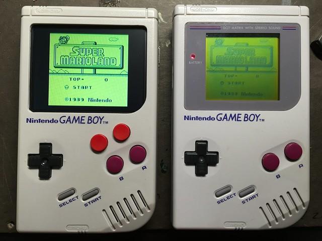 Game Boy Zéro
