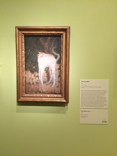 Pierre Bonnard, Legion of Honor, SF - The White Cat _ 4525