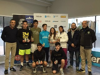 Campeonato Gallego de Tenis Junior 2016