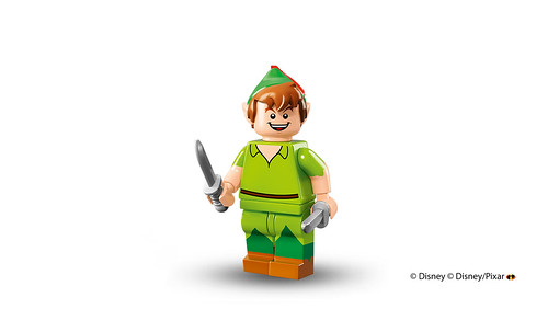 LEGO Collectible Minifigures 71012 - Disney - Peter Pan
