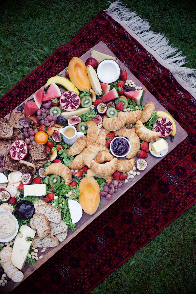 An Easy And Impressive Brunch Table Platter Collective Gen