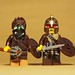 faction 6/6 - forest knights by legophthalmos