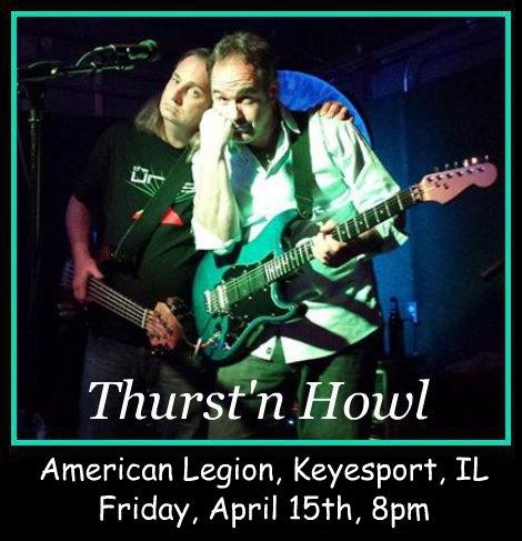 Thirst'n Howl 4-15-16