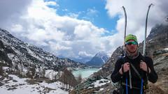 Jezioro Lago di Campo Moro - Tomek