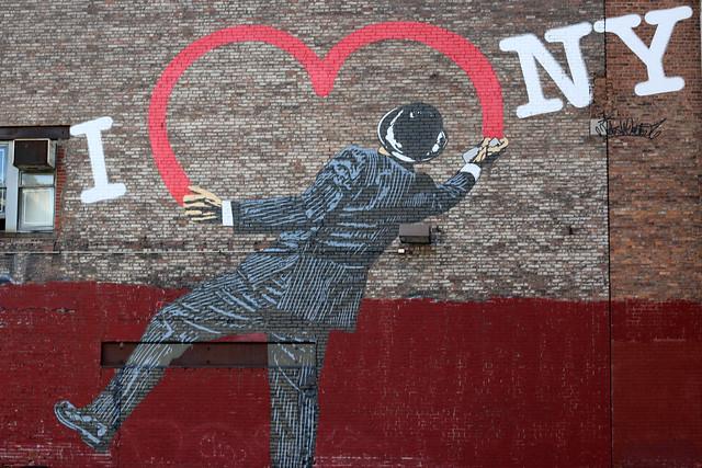 Graffiti, NYC