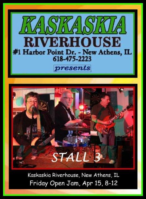 Kaskaskia Riverhouse 4-15-16