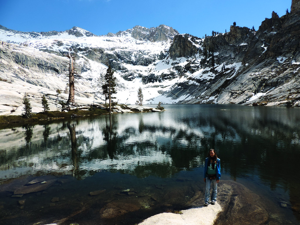 Best Late Spring Hikes In California: Pear Lake, Sequoia National Park